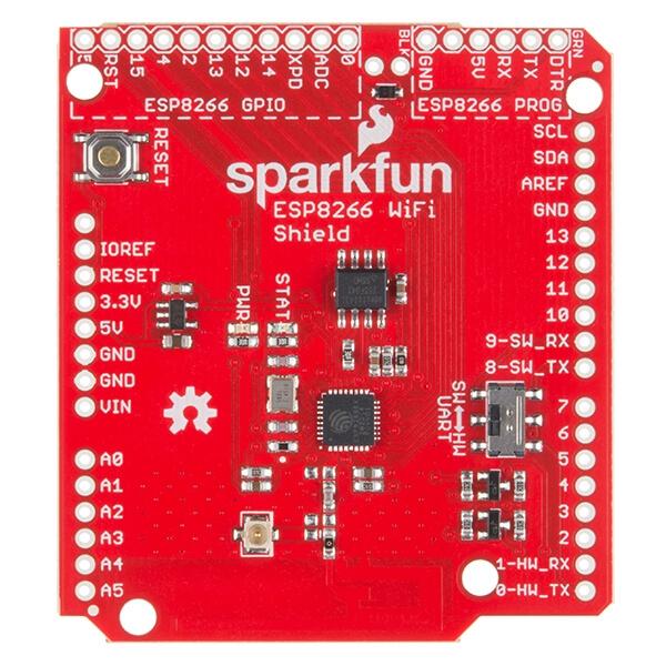 SparkFun WiFi Shield - ESP8266 - Thumbnail