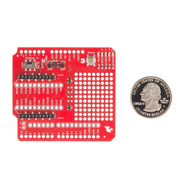 SparkFun XBee Shield - Thumbnail