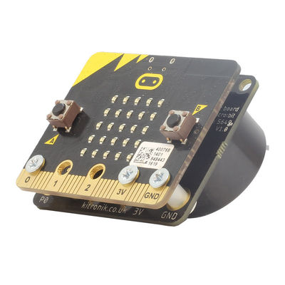 Powered micro:bit Speaker Board