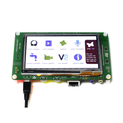 STM32F7 Discovery Kit
