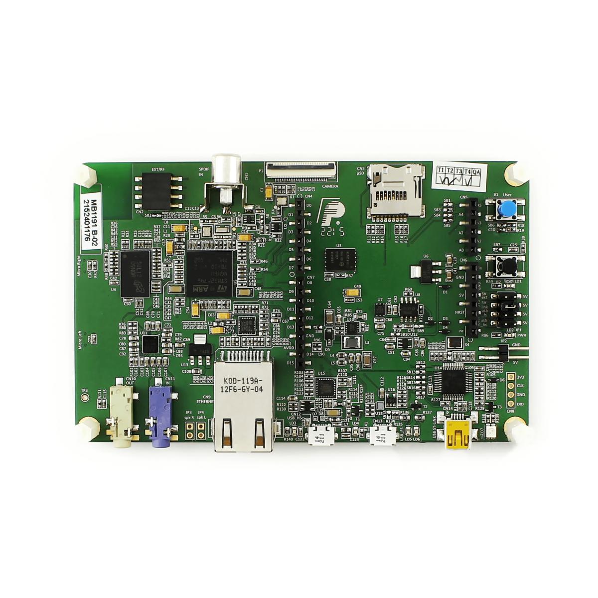 STM32F7 Discovery Kit | Touchscreen DIY Computer | Samm Market