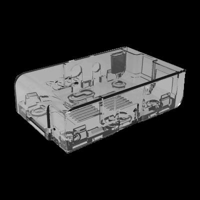 Raspberry Pi Transparent Box