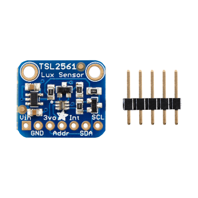 TSL2561 Digital Parlaklık/Işık/Lux Sensörü