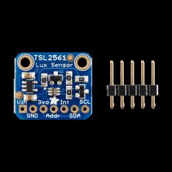 Adafruit - TSL2561 Digital Parlaklık/Işık/Lux Sensörü