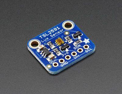 TSL2591 Yüksek Dinamik Aralıklı Işık Sensörü