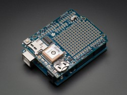 Adafruit - Ultimate GPS Kayıt Shield