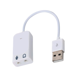 Çin - USB Audio Adapter for the Raspberry Pi