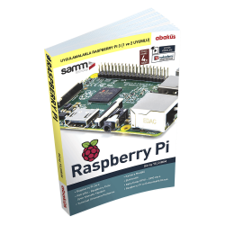 Abaküs Kitap - Raspberry Pi Uygulama Kitabı