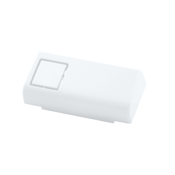 White HDMI and USB Cover - Thumbnail