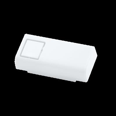 غطاء أبيض لمدخل USB و HDMI لعلبة حماية راسبيري باي
