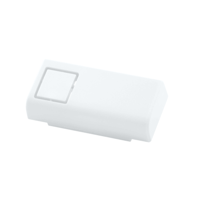 White HDMI and USB Cover