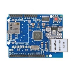 Wiznet W5100 Ethernet Shield - Thumbnail