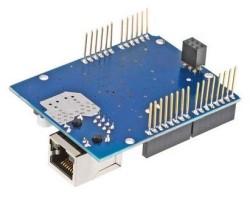 Wiznet W5100 Ethernet Shield - Thumbnail