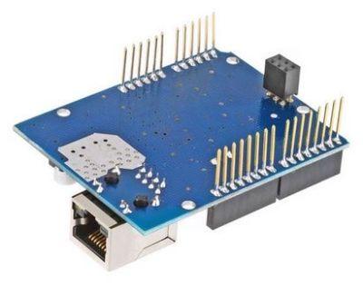 Wiznet W5100 Ethernet Shield