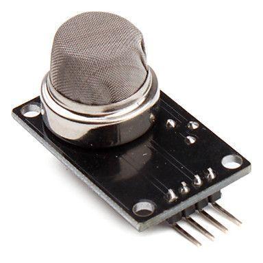 Yanıcı Gaz ve Sigara Dumanı Algılayıcı Sensörü (MQ-2)