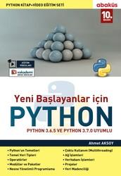 Abaküs Kitap - Yeni Başayanlar İçin Python