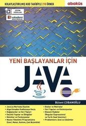 Abaküs Kitap - Yeni Başlayanlar için Java (Eğitim Videolu)