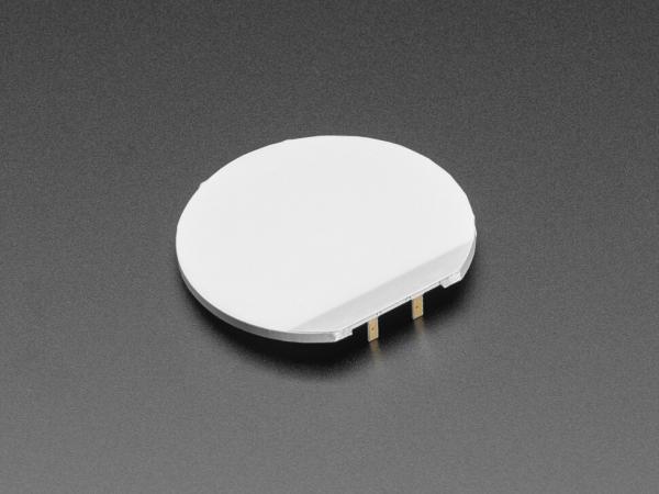 Adafruit - Yuvarlak Yarı Daire Arka Işık LED - 50mm Çapı