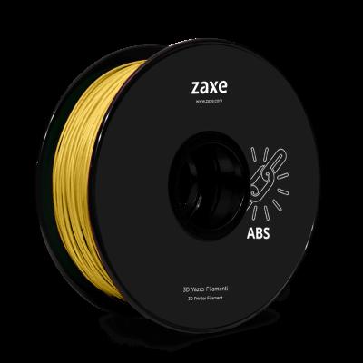 Zaxe ABS Filament Altın