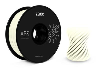 Zaxe ABS Filament Naturel
