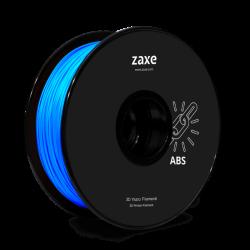 Zaxe - Zaxe Filament مادة طباعة 3D نوع ABS لون أزرق لامع