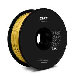 Zaxe - Zaxe Filament ABS Golden