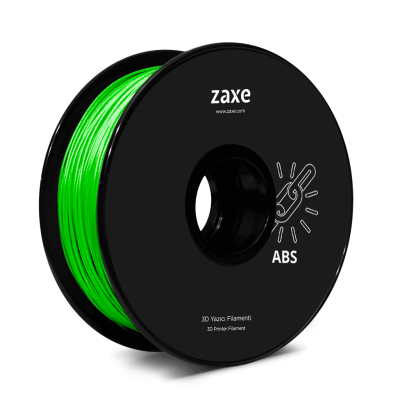 Zaxe Filament ABS Parlak Yeşil
