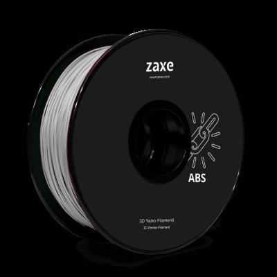 Zaxe Filament مادة طباعة 3D نوع ABS لون فضي