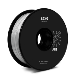 Zaxe - Zaxe Filament ABS Transparan