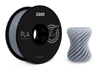 Zaxe Filament مادة طباعة 3D نوع PLA لون رمادي