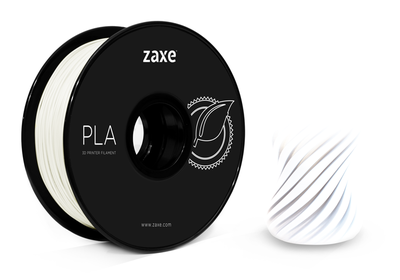 Zaxe PLA Filament Naturel
