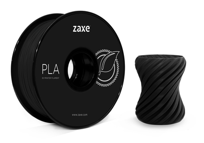 Zaxe PLA Filament Siyah